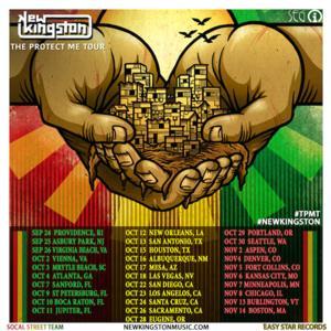New Kingston Kicks Off 'Protect Me' Tour Today