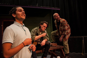 BWW Review: Bravura Performances and Direction of Annie Baker's THE ALIENS at Stageworks