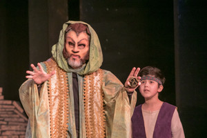 BWW Review: THE NEVERENDING STORY at Growing Stage is a Fascinating Adventure for All