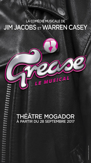 After Fire Cancels PHANTOM, Paris' Mogador Theatre Will Reopen with GREASE