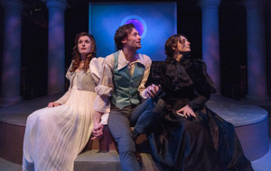 BWW Review: Electrifying MONSTERS OF THE VILLA DIODATI Premieres at Creative Cauldron