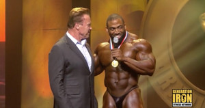 Cedric McMillan Wins the Arnold Classic!
