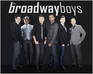 BWW Preview: THE BROADWAY BOYS Arrive in Baltimore for One Night Only, 3/4