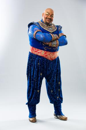 A Whole New World! Disney's ALADDIN Confirms Summer 2016 Premiere in the West End, Starring Trevor Dion Nicholas as Genie!
