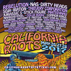 California Roots Music and Arts Festival: Third and Final Artist Announcement Announced