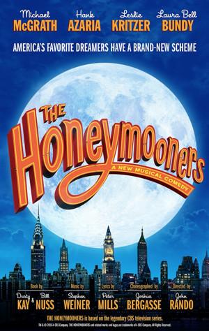 BWW Exclusive: Michael McGrath,Hank Azaria, Leslie Kritzer & Laura Bell BundyLead Labs for Broadway-Bound THE HONEYMOONERS