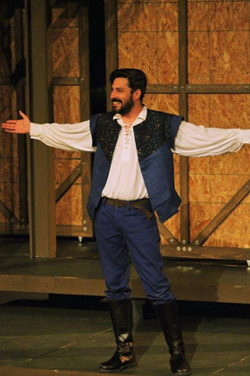 Oklahoma Shakespeare in the Park Begins Season with Hilarious TAMING OF THE SHREW