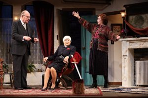 BWW Reviews: LETTICE AND LOVAGE in Westport