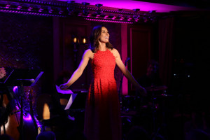 Laura Benanti Talks 'Vanilla Ice Cream', Cafe Carlyle Debut and More