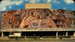 Y el mundo del Teatro en México, gira y gira...