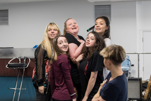 BWW Interview: Actress Dawn Sievewright Talks OUR LADIES OF PERPETUAL SUCCOUR