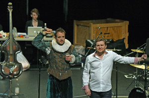 BWW Review: Filter Theatre's Outrageously Musical TWELFTH NIGHT Sparks Roars of Laughter
