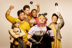 Environmental Consciousness, Corporate Greed and More Fill Berkeley Playhouse's Stage in URINETOWN