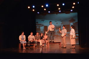 BWW Review: World Premiere Musical LETTERS TO EVE Shares WWII Memories Written to Loved Ones.
