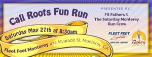 Fit Fathers and Fleet Feet Host Cali Roots Fun Run, 5/27