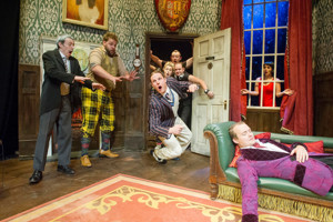 Broadway's THE PLAY THAT GOES WRONG Working Out the Kinks in Rehearsals
