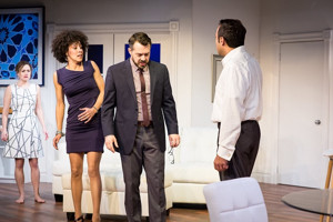 BWW Review: DISGRACED Brings Timely Sparks to the Fulton Stage