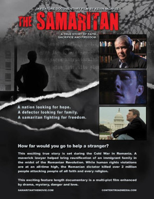 Garden State Film Festival To Feature THE SAMARITAN