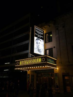 Photo Flash: LES MIZ, HAMILTON and Playhouse Square Dim Their Lights for Kyle Jean-Baptiste