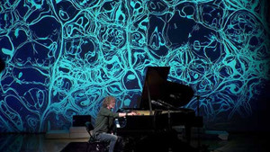 Experience Refractor Piano IMMERSION at Vortex Immersion Dome in Los Angeles