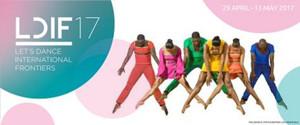 LET'S DANCE INTERNATIONAL FRONTIERS Announces Dance Festival Lineup