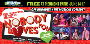 Announcing Free Performances Under the Stars in Piedmont Park