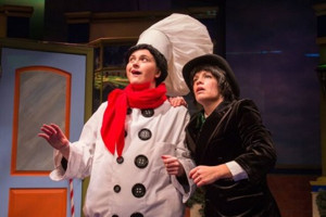 BWW Review: Adventure Theatre Delivers A LUMP OF COAL FOR CHRISTMAS
