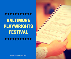 Balitmore Playwrights Festival Stages SHADOWS OF MEN and FEEDING THE FURIES Readings