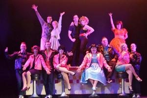 BWW Review: GREASE at Noel S. Ruiz Theatre