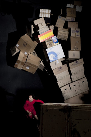 Camille Boitel's Circus Spectacle L'IMMEDIAT Comes to Skirball Center Next Week