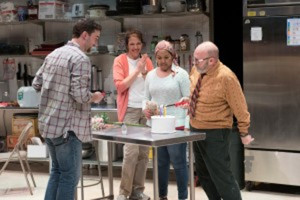 BWW Review: N.E. Premiere GRAND CONCOURSE at SpeakEasy Stage Company