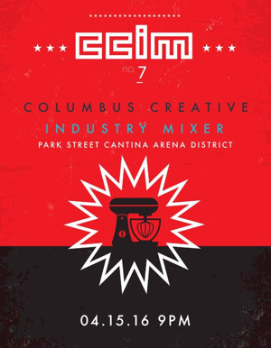 7th Annual Columbus Creative Industry Mixer Brings Together Top Artists, Designers, Photographers and More; 4/15
