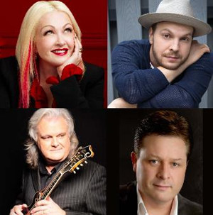 Cyndi Lauper, Gavin DeGraw, Anthony Kearns & More Set for AMERICA SALUTES YOU Concert Honoring Veterans
