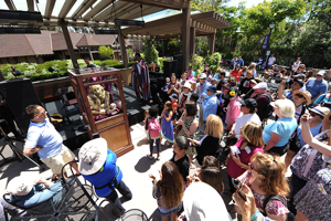 The Old Globe to Host Free HAPPY BIRTHDAY, MR. SHAKESPEARE Event This Weekend