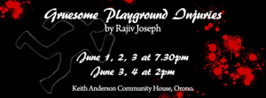 Some Theatre Company to Stage GRUESOME PLAYGROUND INJURIES
