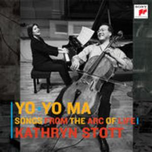 Yo-Yo Ma & Kathryn Stott Team on New Album 'Songs From The Arc Of Life'