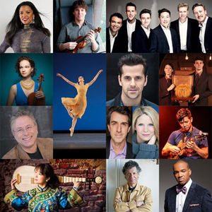 Renee Elise Goldsberry, Alan Menken, Jason Robert Brown & Kelli O'Hara and More Slated for BYU's 2017-18 BRAVO! Season