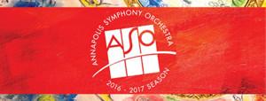 Annapolis Symphony Orchestra Presents DANCE MIX
