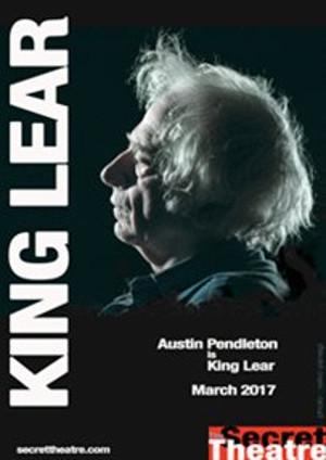 The Secret Theatre Announces the Cast of KING LEAR
