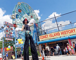 Celebrate Historic Coney Island on Coney Island's Traditional Opening Day!