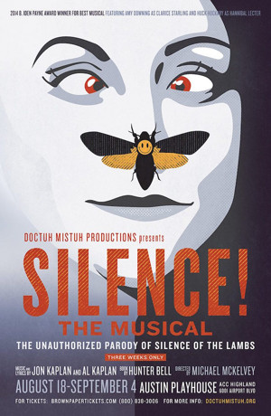 BWW Review: SILENCE! THE MUSICAL is an Outrageously Funny Musical Parody