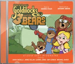 BWW Reviews: GOLDILOCKS AND THE THREE BEARS Studio Cast Recording