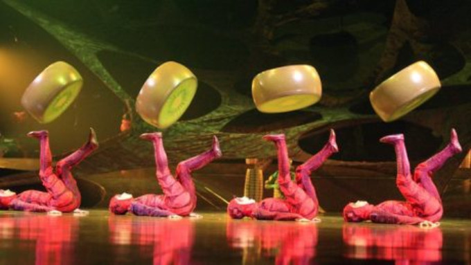 BWW Review: Cirque Du Soleil's OVO, at U.S. Bank Arena, Delights Cincinnati with Whimsy and Astonishing Acrobatics