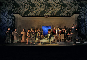 BWW Review: ARIADNE ON NAXOS Balances Wondrously Between Classic Beauty and Parody