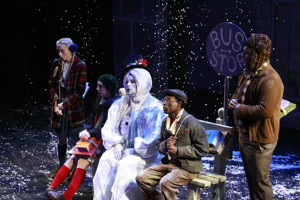 BWW Review: FROSTY THE SNOWMAN