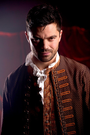Dominic Cooper Leads THE LIBERTINE, Beginning Tonight at Bath Theatre Royal