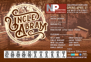 Eagle Project and Double Down to Present 'UNCLE ABRAM' at New Perspectives Theatre