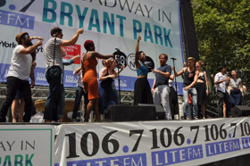 COME FROM AWAY, GREAT COMET, ANASTASIA & More Join the 2017 Broadway in Bryant Park Line-Up!