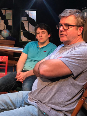 BWW Interview: Counter-Productions Theatre Company's Creative Team Previews LONELY PLANET