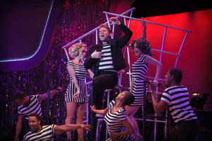 BWW Review: SMOKEY JOE'S CAFE Entertains at The Merry-Go-Round Playhouse